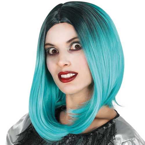 Teal Ombre Wig - Kylie Jenner Wig