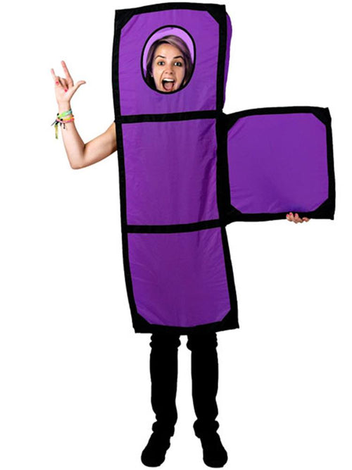 Tetris Purple T