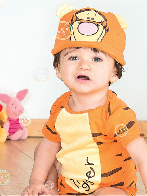 Tigger Jersey Set - Infant Costume