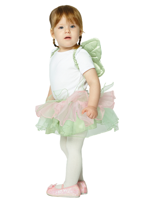 Tinker Bell Tutu & Wings Set - Baby and Toddler Costume