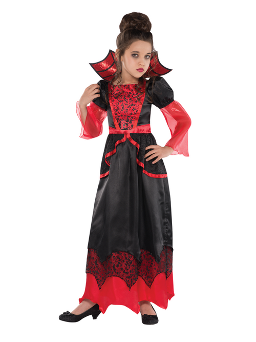 Vampire Queen - Child Costume