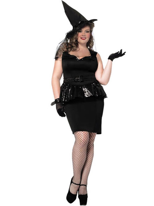 Vintage Witch - Adult Costume