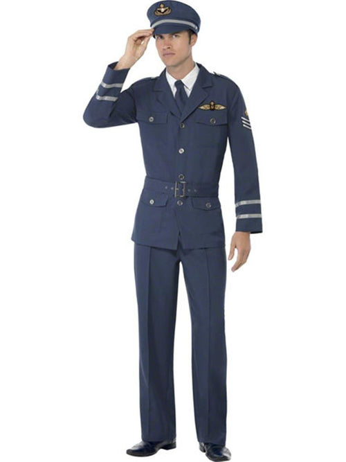 WW2 Airforce Captain - Costume