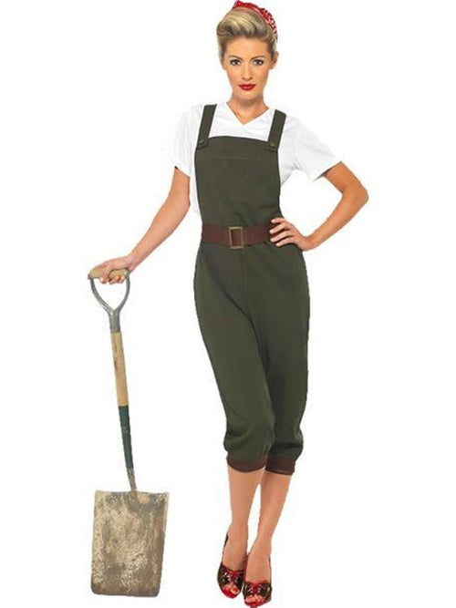 WW2 Land Girl - Costume