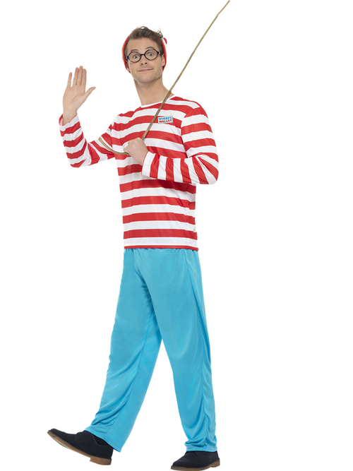 Wheres Wally Costume
