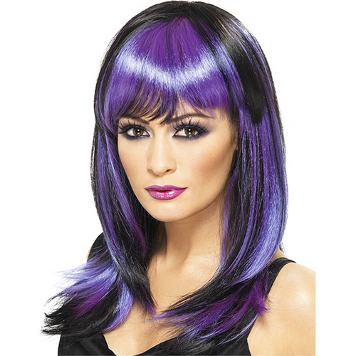 Witch Glamour Wig - Women's Halloween Wig