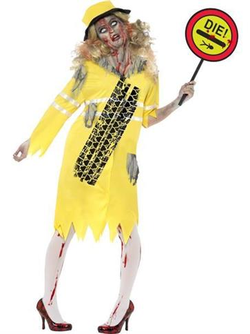 Zombie Lollipop Lady - Adult Costume