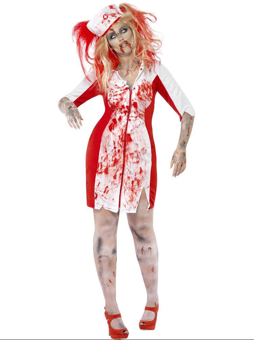 Curves Zombie Nurse - Costume
