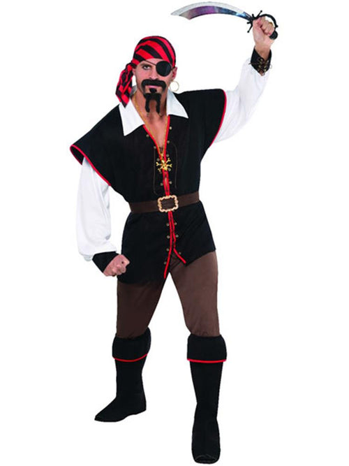 Rebel of The Sea - Adult Costume