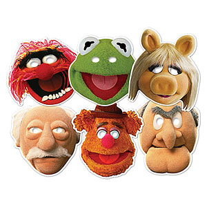 The Muppets - Celebrity Mask Pack