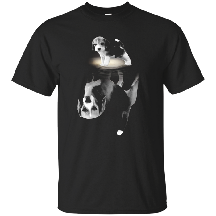 Beagle T shirt - Fly Like A Beagle Shirt