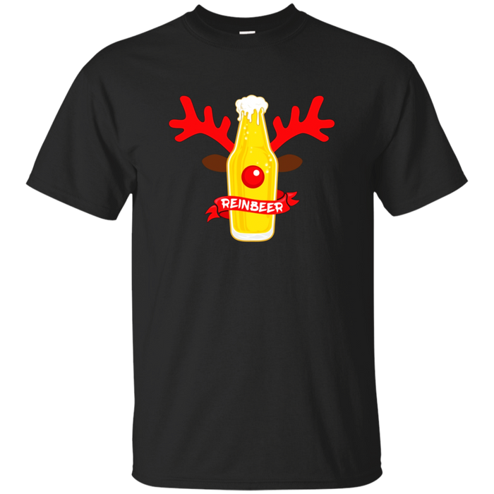 Reindeer Reinbeer Christmas Puns - Men Women T Shirt