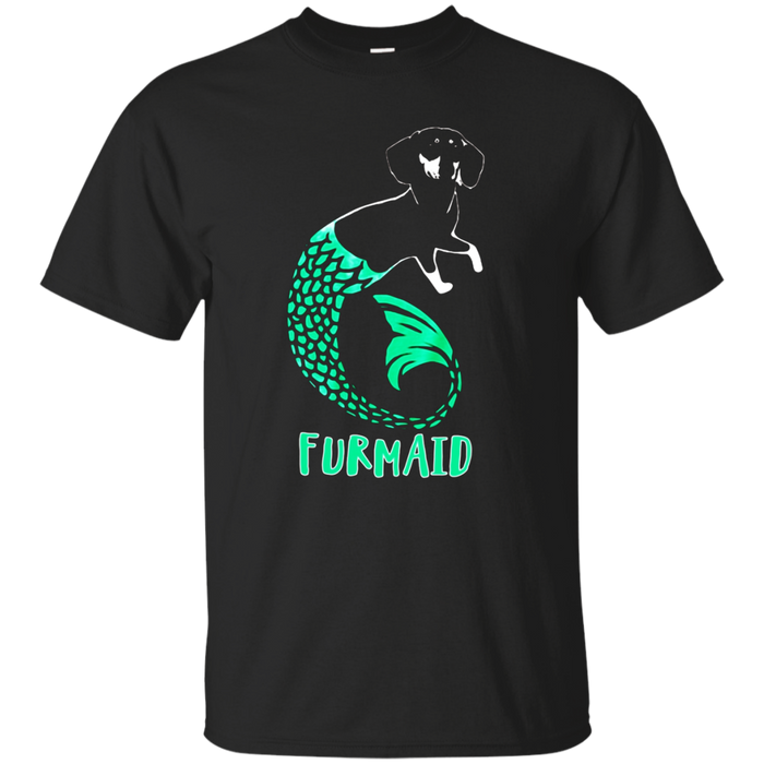 Dachshund T shirt - Furmaid Funny T shirt