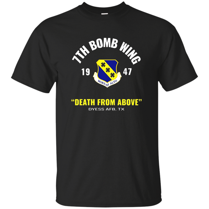 Air Force 7th Bomb Wing T Shirt
