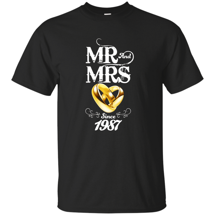 Amazing T-Shirt for Wife/Husband. 30th Wedding Anniversary