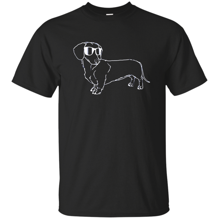 Cool Dachshund T-Shirt Dachshund Lover Gifts