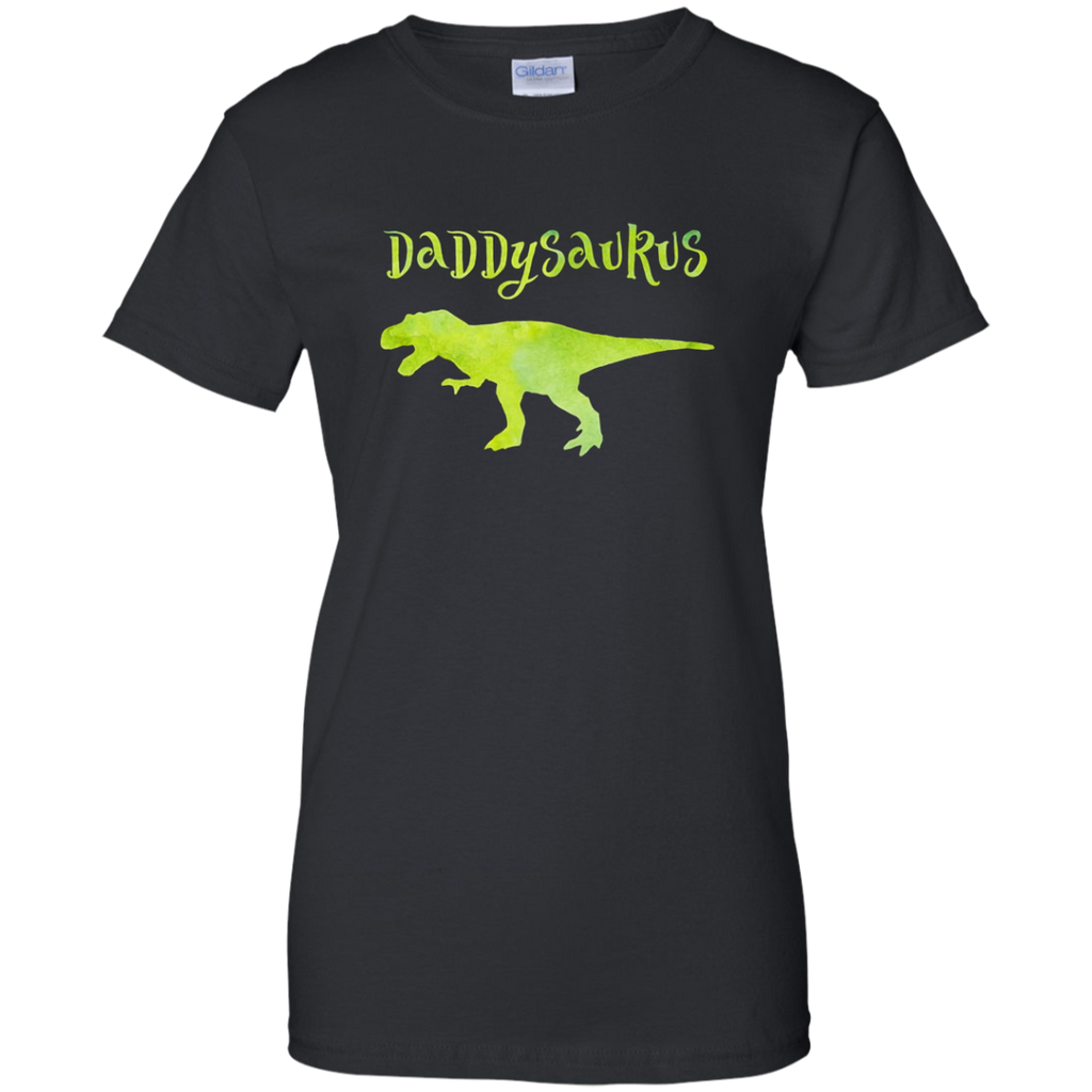 Daddysaurus dad shirt