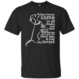 Dachshund Shirt - Dachshund Best Friend Shirt
