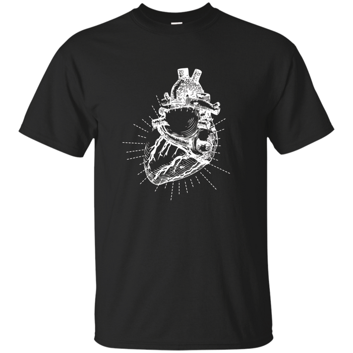 Anatomic Heart, Anatomy Tshirt, Medical School Shirt