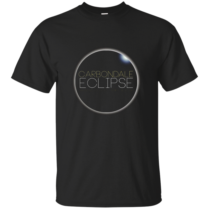Carbondale Eclipse August 21 2017 & April 8 2024 T-Shirt