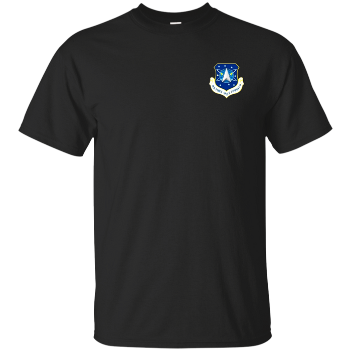 Air Force Space Command AFSPC Military Morale Shirt