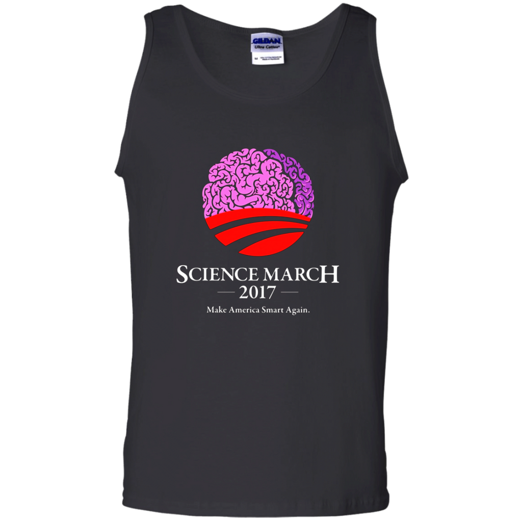 Science March 2017 - Make America Smart Again Shirt