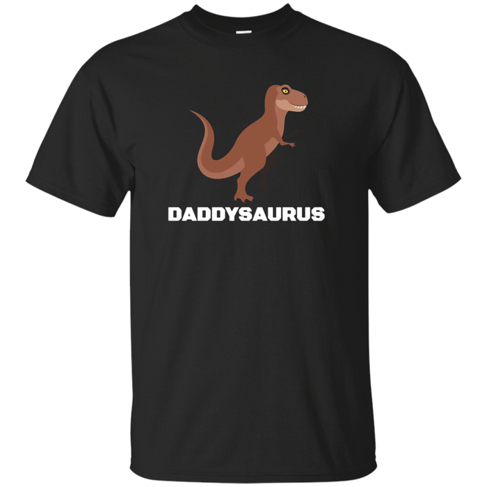 Daddysaurus Tshirt Gift For The Best Dads Ever
