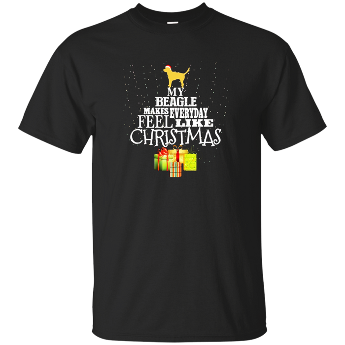 Beagle Christmas Best Beagle Shirt