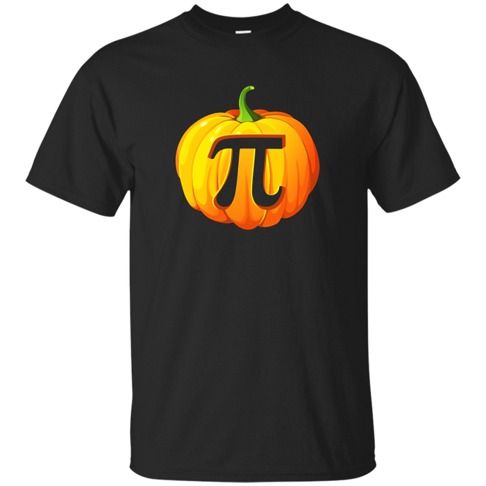 Funny Halloween Math Pun T Shirt | Pumpkin Pi Shirt