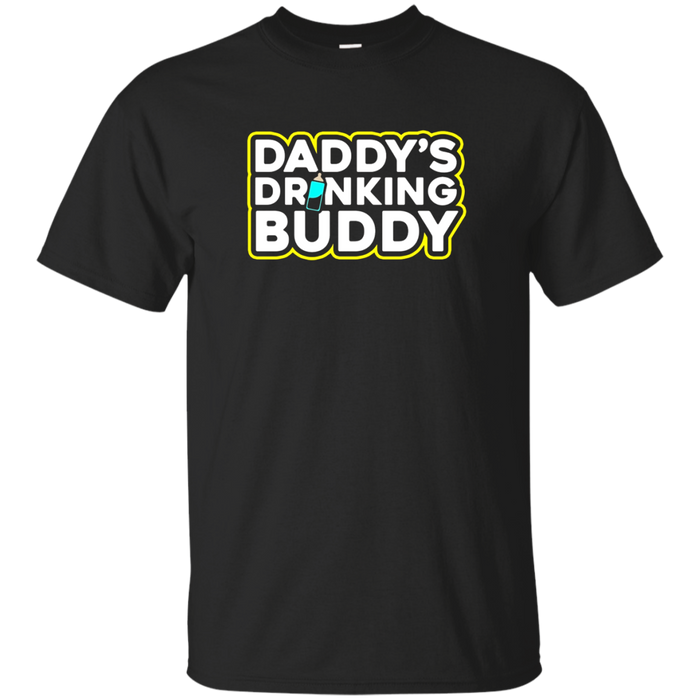 Daddy's Drinking Buddy Shirt I will have my baby bottle
