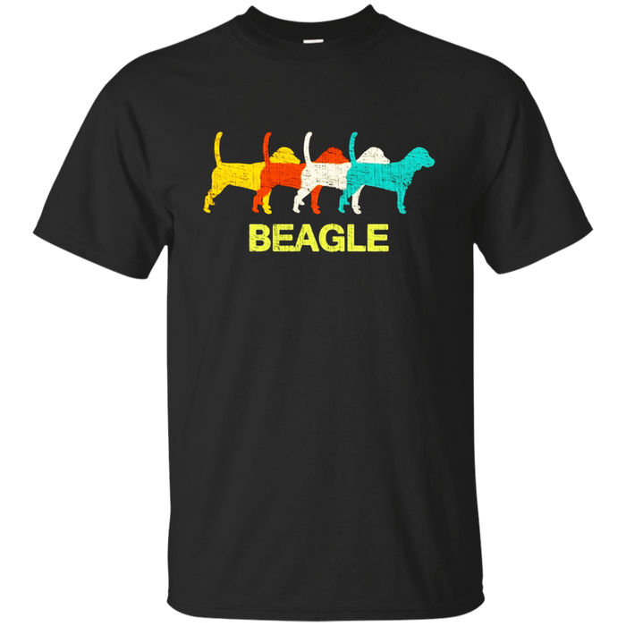 Retro Beagle T-Shirt