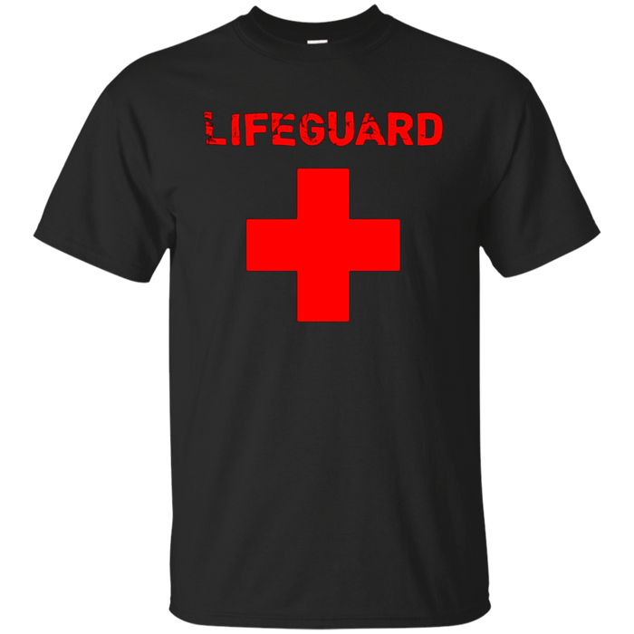 """Lifeguard"" Rescue Halloween Funny T-Shirt"