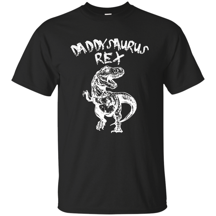 Men's Daddysaurus Rex | Funny Dinosaur T-Shirt for Dad