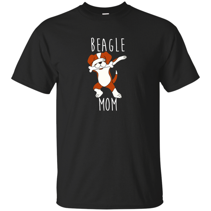 Beagle Mom Funny Dabbing Beagle T-Shirt