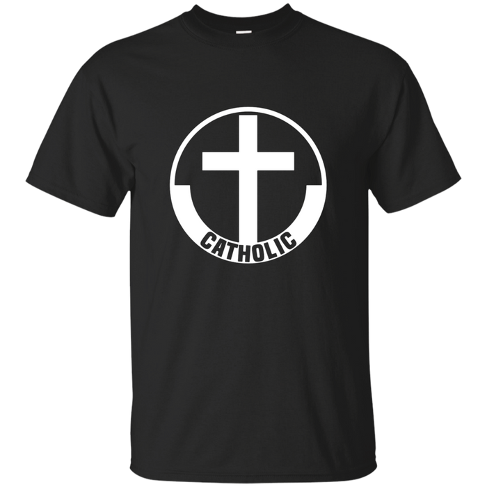 Catholic T-Shirt for Religious Clergy Schools and Churches