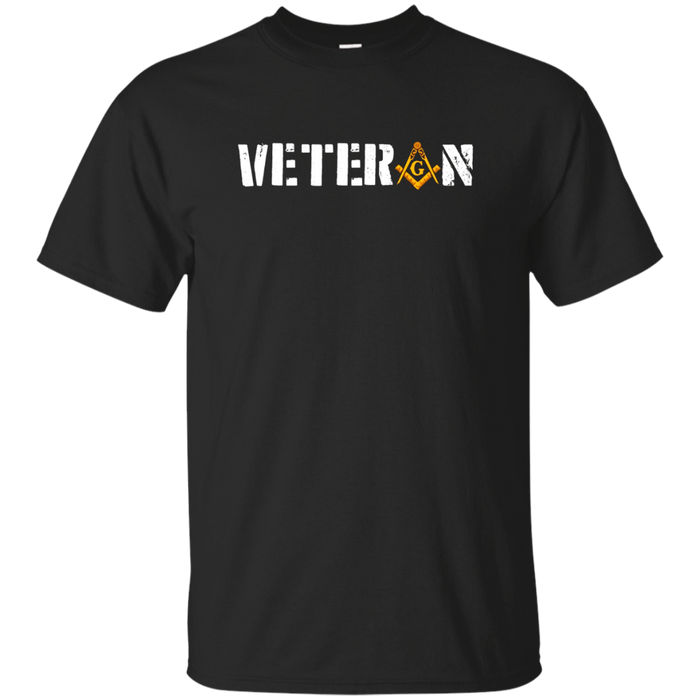 Freemason-VETERAN T-Shirt Gift 4th of July Independence day
