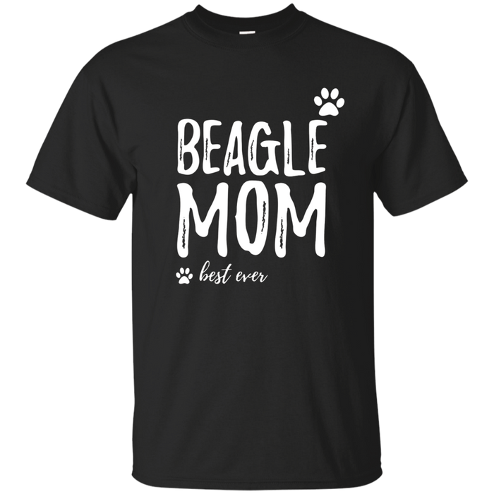 Beagle Mom Shirt Funny tshirt for Dog Mom