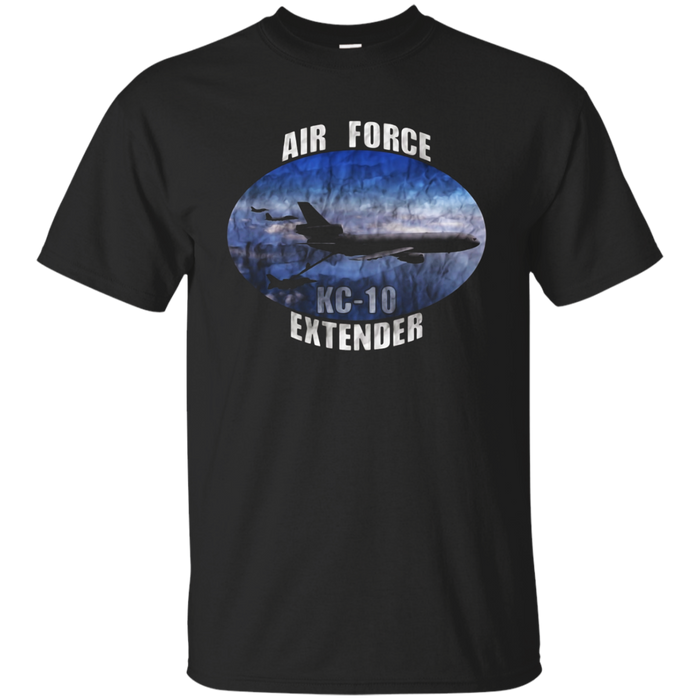AIR FORCE KC-10 EXTENDER DISTRESSED T-SHIRTS