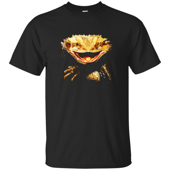 Bearded Dragon T shirt - I Love My Bearded Dragon Tees