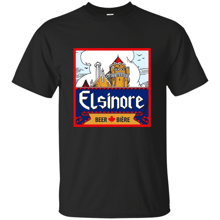 Elsinore Craft Beer Graphic T-shirt