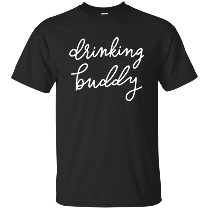 Drinking Buddy T-Shirt Funny Humor Cocktails Brunch Mimosas