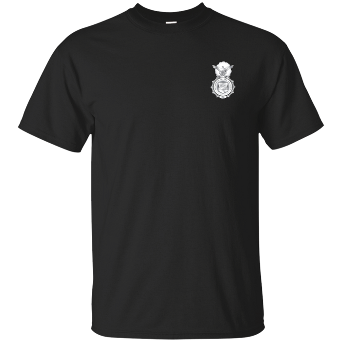 Air Force Security Forces Defender Badge Military Shirt