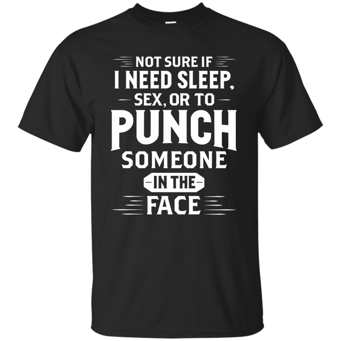 Boxer T-Shirt - Punch someone in the face