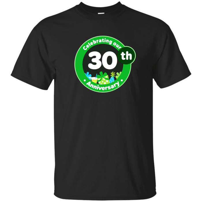 30th Wedding Anniversary Party T-shirt Unisex Tee