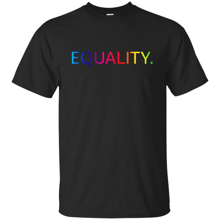 Equality March T-Shirt Equal Rights National March Shirts