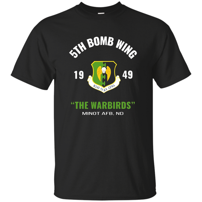 Air Force 5th Bomb Wing T Shirt