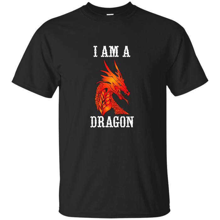 I Am A Dragon T Shirt
