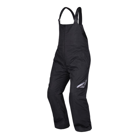 FXR MEN'S FUEL BIB PANT - SNOWMOBILE - 190103-1000 BLACK