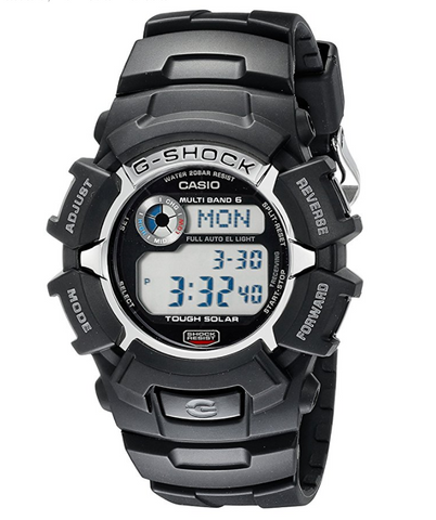 One Of The Best Rugged Watches By G Shock From Casio   $84.99
