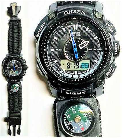 top 25 best rugged watches of 2017 | wristsy review — wristsy